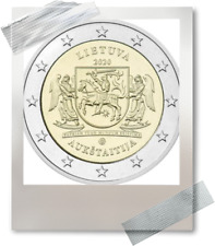 2 EURO *** Litouwen 2020 La Lituanie ***  Aukštaitija   !!!