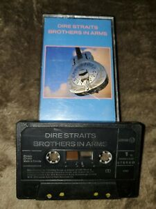 Dire Straits - Brothers In Arms - Cassette Tape