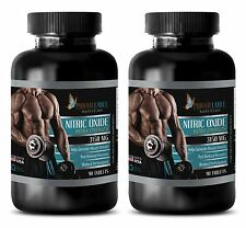 Nitric Oxide 3150mg Nitric Oxide Elevator Testosterone Booster 2 B 180 Capsules