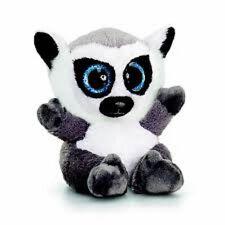 Animotsu Keel Toys Beanie 15Cm Lemur Called Ringo Bnwt