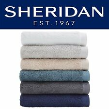 SHERIDAN Cotton Neilson Range Bath Towel| Hand Towel| Face Washer| Bath Mat