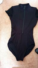 BLOCH Black professional leotard - EXCELLENT CONDITION size S