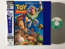 Toy Story  with Obi Laser Disc Japan PILA-1388 LD