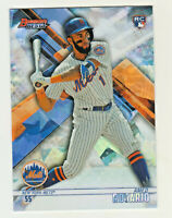 2018 Bowman's Best ATOMIC REFRACTOR #30 AMED ROSARIO RC Rookie New York Mets