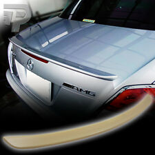 UNPAINTED Mercedes BENZ R171 TRUNK REAR SPOILER WING A TYPE