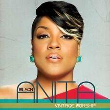 Vintage Worship by Anita Wilson (CD, NEW, Jun-2014, Motown Gospel)