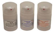 Laser IPL Hair Removal Treatment Kit  150ml Carbon Dye, Dermal Plast, Post Treat