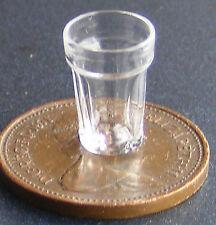 1:12 escala 2 vasos de cerveza de casa de muñecas en miniatura Pub Bar Bebida Accesorio GLA35