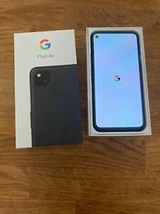 Google Pixel 4a - 128GB - Just Black (Ohne Simlock)