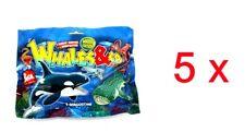 DeAgostini Whales & Co. Maxxi Edition 5 x Booster / Tüte Wale Anzahl wählen