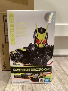 🎇 IN HAND RARE TAMASHII WEB S.H.Figuarts Kamen Rider ZEROZero One 001 US SELLER