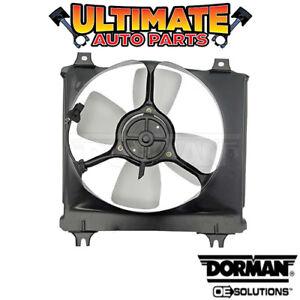Radiator Cooling Fan (1.3L 4 Cylinder) for 90-93 Ford Festiva
