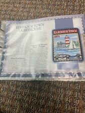 Barbour Town Large Patch Great American Lighthouses Patch In Sleeve