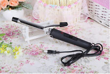 Enduring Professional Perfect Salon Hair Hot Curling Curler Iron Wave Wand GT