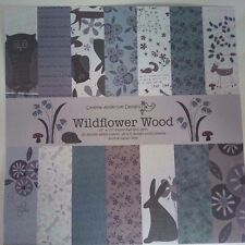 24 12x12-inch Paper Pad Lynette Anderson Scrapbooking Card Making Home Decor Art