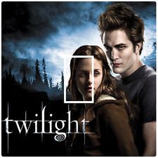 TWILIGHT EDWARD AND BELLA - LIGHT SWITCH STICKER / COVER / VINYL - KIDS BEDROOM
