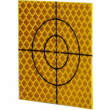 Orange Retro Reflective Targets (100 No) - 40mm