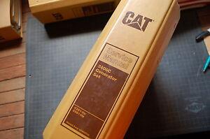 CAT Caterpillar 3406C Generator Set Service Manual Shop engine maintenance book