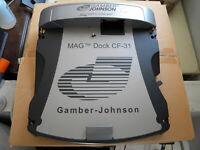 Gamber Johnson 7160-022501 Dock Station Panasonic Toughbook CF-30 /& 31 Single//RF