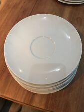 6 Thomas Loft Unterteller Teller Untertassen Porzellan Weiß 16,5cm