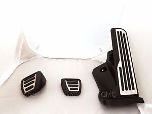 84366005 OEM GM Accessory Pedals for 2016-2018 Chevrolet Camaro Manual Trans