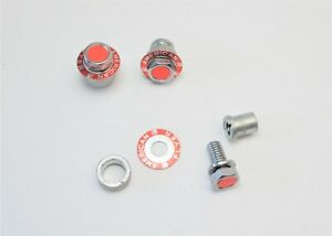 AMERICAN FLYER BICYCLE 3 ARM DOUBLE SUGINO MAXY CHAINRING BOLTS SET
