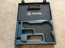"""Factory Beretta 92 92fs 94 96A 87 Cheetah Hard Case Box 7""""x11"""" Thanks"""