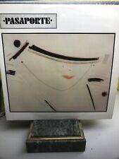 LP RECORD: PASAPORTE