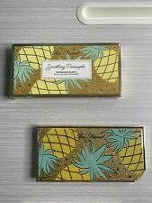TOO FACED TUTTI FRUTTI SPARKLING PINEAPPLE  EYE SHADOW Palette *brand New*