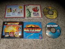 Battleship & Where in the U.S.A. is Carmen Sandiego? - PC Games