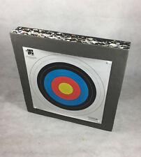 Archery Target Double Thickness Foam Target Boss Mat 80 x 80, 12-14cm