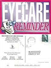 USA ADVERTISING Doctors Eyecare Centers - Fort Myers FL. (S-L 091)