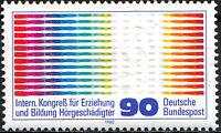 1053 postfrisch BRD Bund Deutschland Briefmarke Jahrgang 1980
