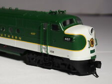 N-SCALE INTERMOUNTAIN #69016-02 FT A/B SOUTHERN GREEN #4107 DC