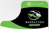 xNEU Seagate Barracuda ST500DM002 500GB 3.5IN SATA III 6Gb/s. 7200Upm