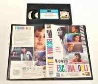ESCORIANDOLI (1996) vhs