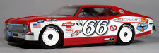 McAllister Racing 1/10 Nova 427 Street Stock Drag Race RC Car Body #313