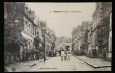 Carte postale Ducey (Manche) La Grande-Rue