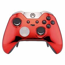 Chrome Red Xbox One ELITE Rapid Fire Modded Controller 40 Mods for COD Destiny