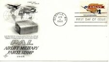US FDC #1341 Airlift, ArtCraft (9204)