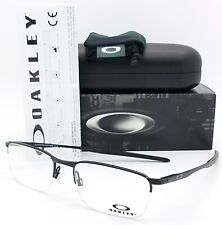 NEW Oakley Barrelhouse 0.5 RX Prescription Frame Matte Black OX3174-0153 GENUINE