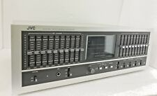 JVC SEA 80 Vintage 1979 Stereo Graphic Equaliser 100% Working High End Like New