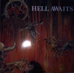 Slayer – Hell Awaits Lp  1st press + Thin Lizzy Live 2 lp 1st press gatefold