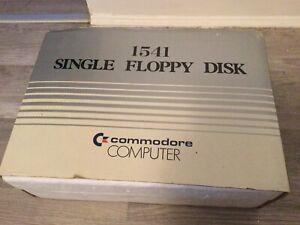 Commodore 1541 Disk Drive
