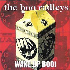BOO RADLEYS Wake Up Boo! Japanese 6 Track CD EP from 1995 w/obi on Creation Brit