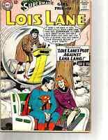SUPERMAN'S GIRL FRIEND LOIS LANE #50 (1964 DC )  Lois Lane's Plot