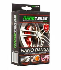 Hydrophobic Effect Nano Coating For Rims Clean Rims Long Lasting All Type