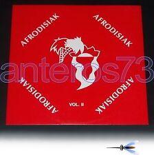 "AFRODISIAK II RARE 12"" AFRO COSMIC BALDELLI DJ YANO"