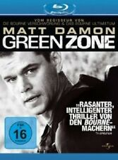 GREEN ZONE -  BLU-RAY NEUWARE MATT DAMON,JASON ISAACS,AMY RYAN,NICOLE BANKS