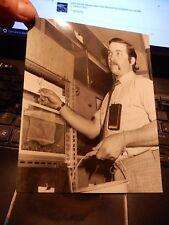 SELBY PET SHOP FIREMAN    original press photo from hoard photographs (x 1  )